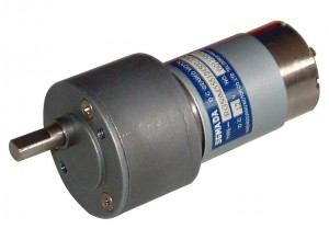 DC-Geared-Motor